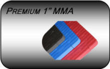 MMA mixed martial arts, judo, karate, wrestling, grappling, bjj interlocking puzzle mats